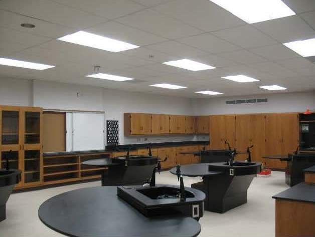 Willingboro - High School science lab