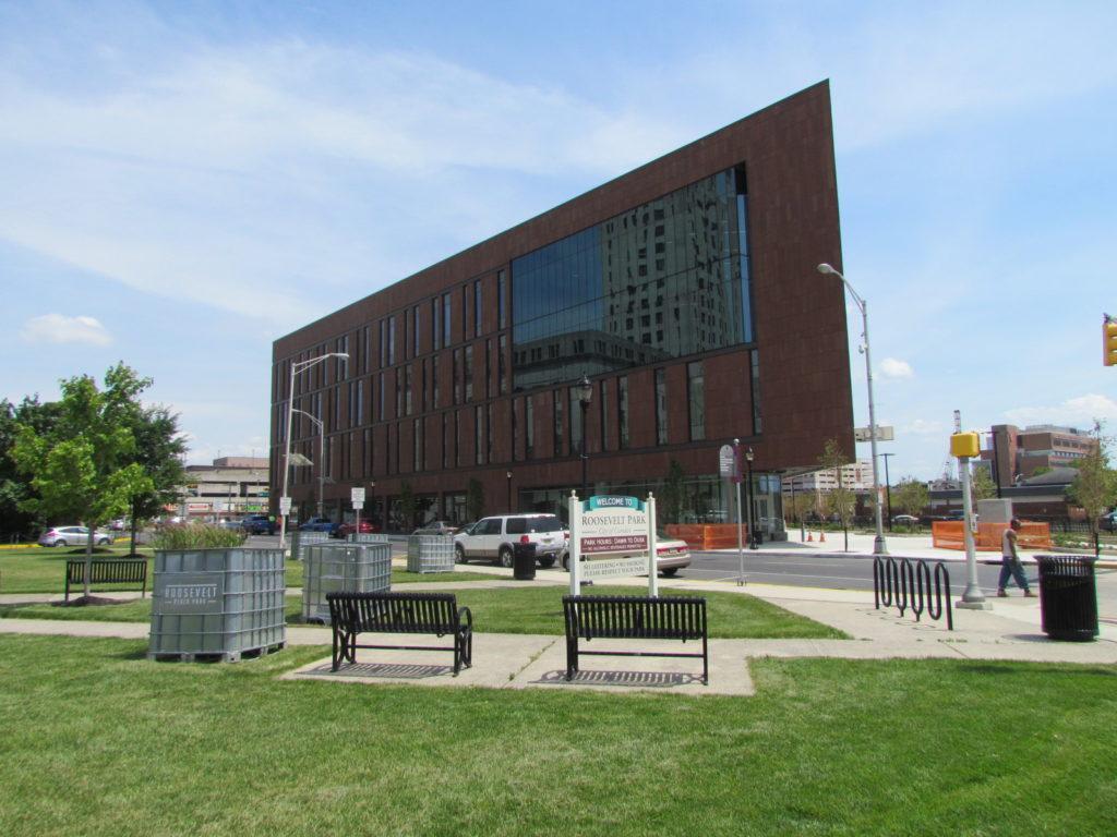 Rutgers Camden Nursing and Science Building
