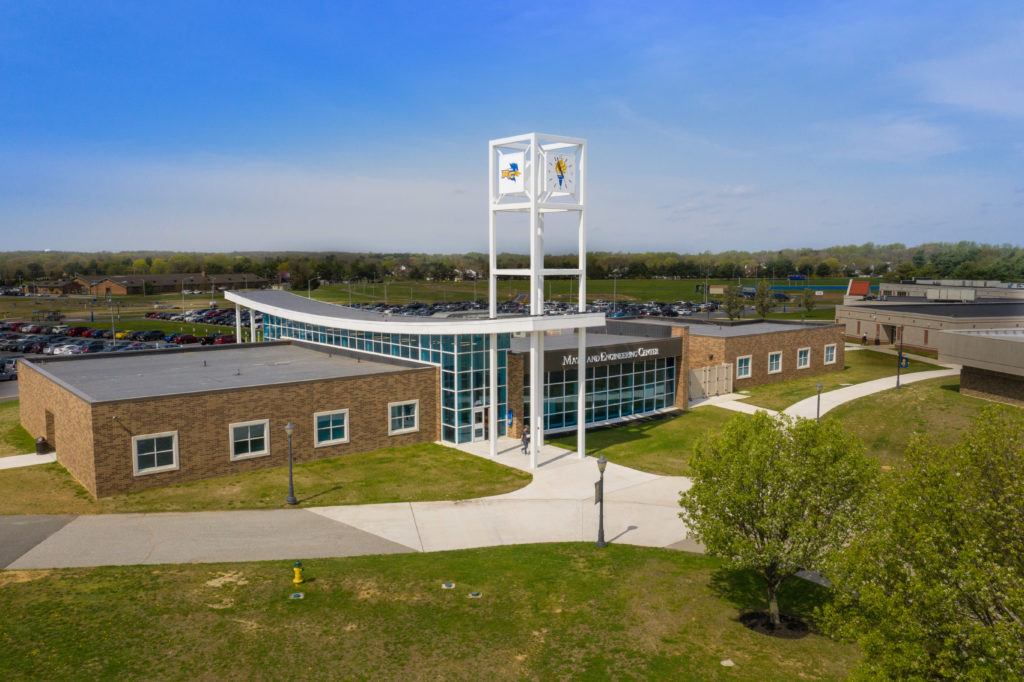 Rowan College at Gloucester County Math & Engineering Center