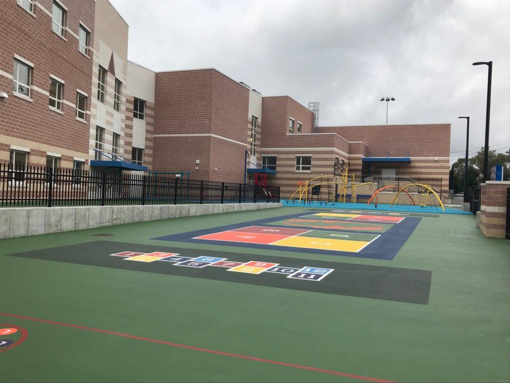 Rose M. Lopez Elementary School