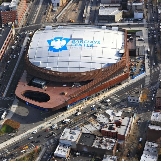 In celebration of our #25thanniversary, we are sharing a look back at Barclays Center, completed in 2012. HAWKS performed project risk management and CPM scheduling for this $500 million arena.  #GREYHAWKLeads #HAWKSFinishStong