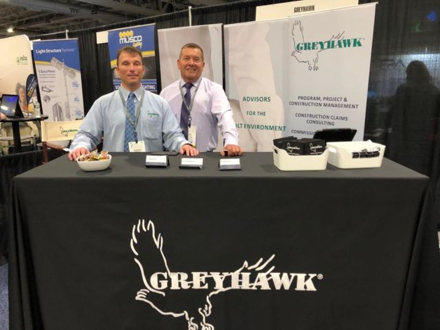 Attending @njsba Workshop 2019? Come visit HAWKs Robert Dinan and Jeff Riggs in Booth 368. #constructionmanagement #commissioning