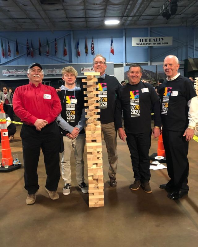 #TeamGREYHAWK represented at ACE of Greater Philadelphia at Giant Jenna.  Thank you John Haynal, Ryan Kerins, Ron Kerins, Jeff Riggs and Joe Donnelly.